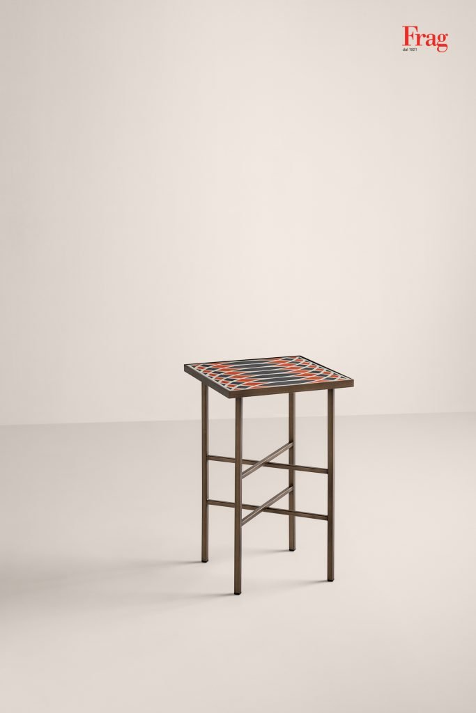 Motif 35 End Table from Frag, designed by Analogia Project