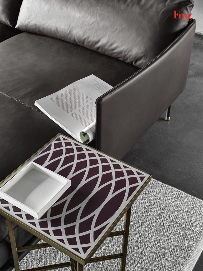 Motif 55 End Table from Frag, designed by Analogia Project