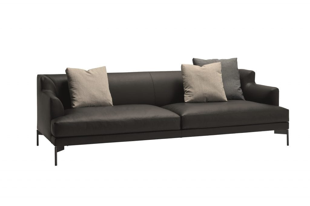 Otis Sofa from Frag, designed by Dainelli Studio