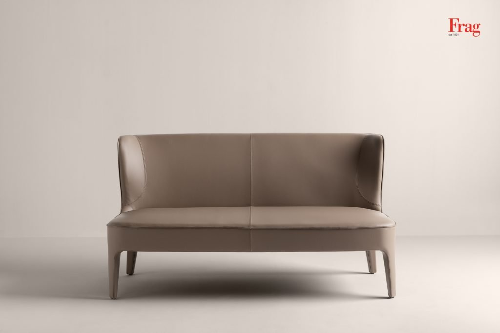 Public Sofa from Frag, designed by Dainelli Studio