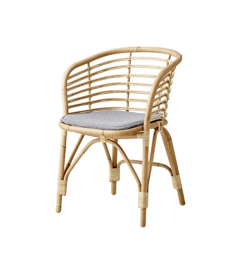 Blend Indoor Armchair from Cane-line, designed by Foersom & Hiort-Lorenzen MDD