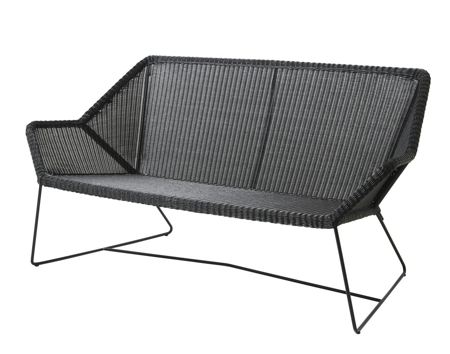 Breeze 2-Seater Sofa from Cane-line, designed by Strand+Hvass
