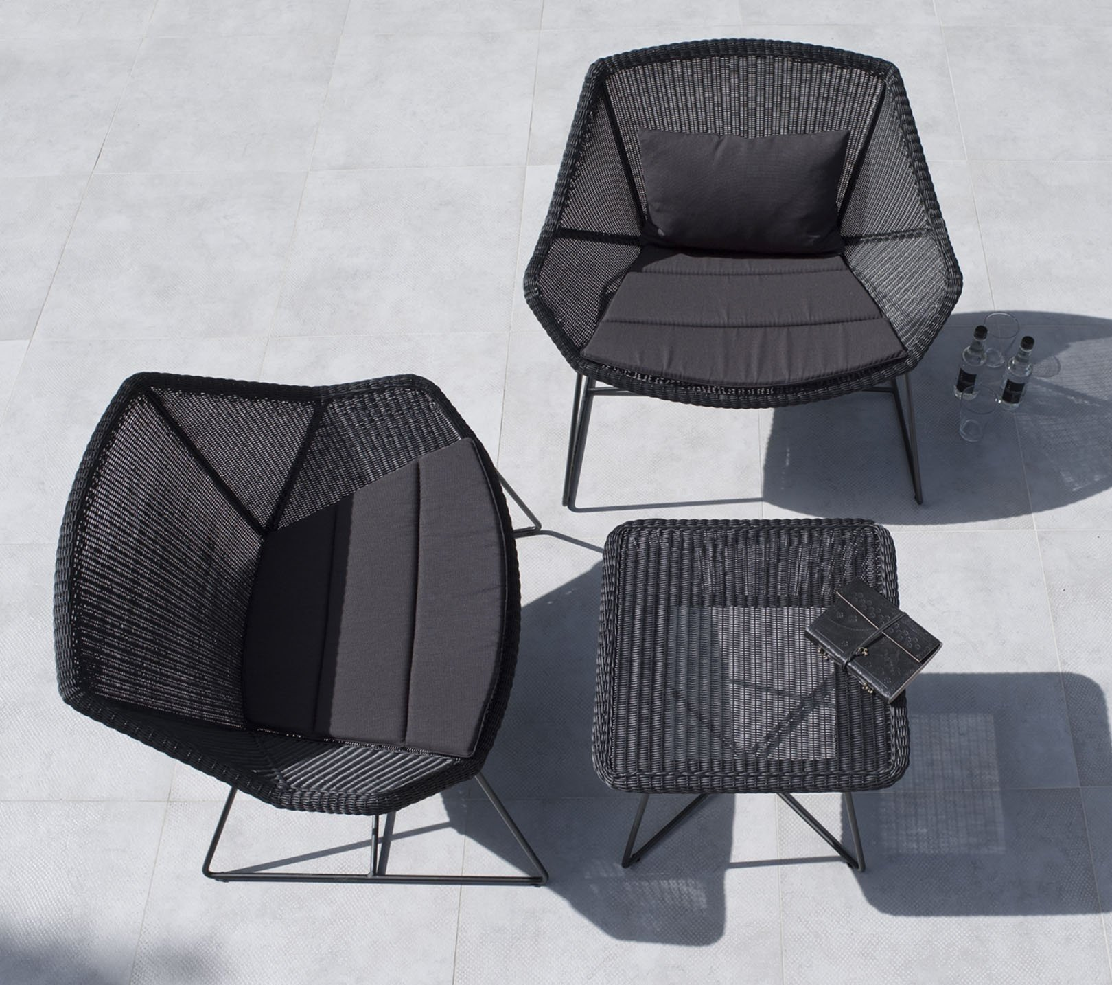 Breeze Lounge Chair  from Cane-line