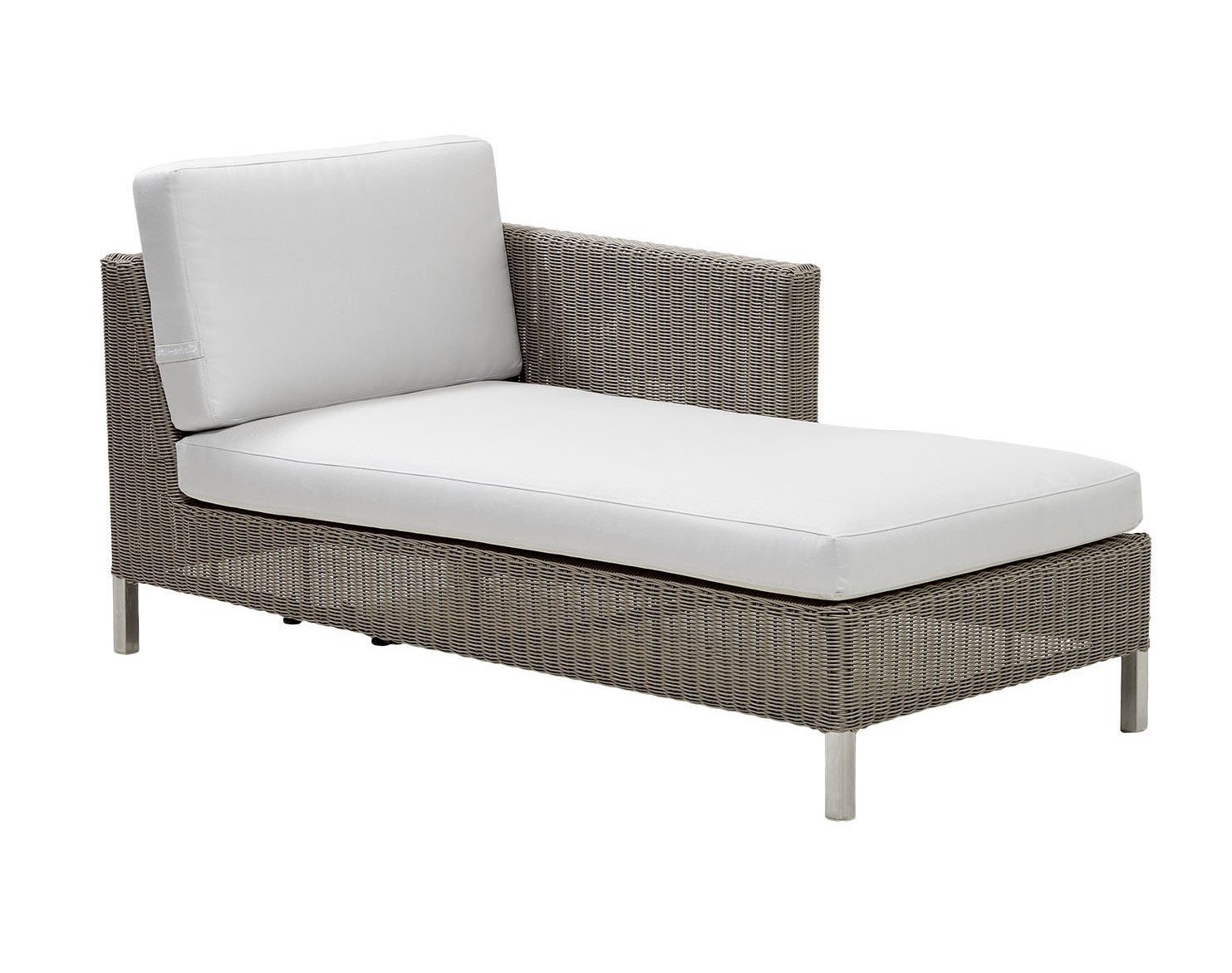 Connect Left Chaise Lounger from Cane-line, designed by Cane-line Design Team