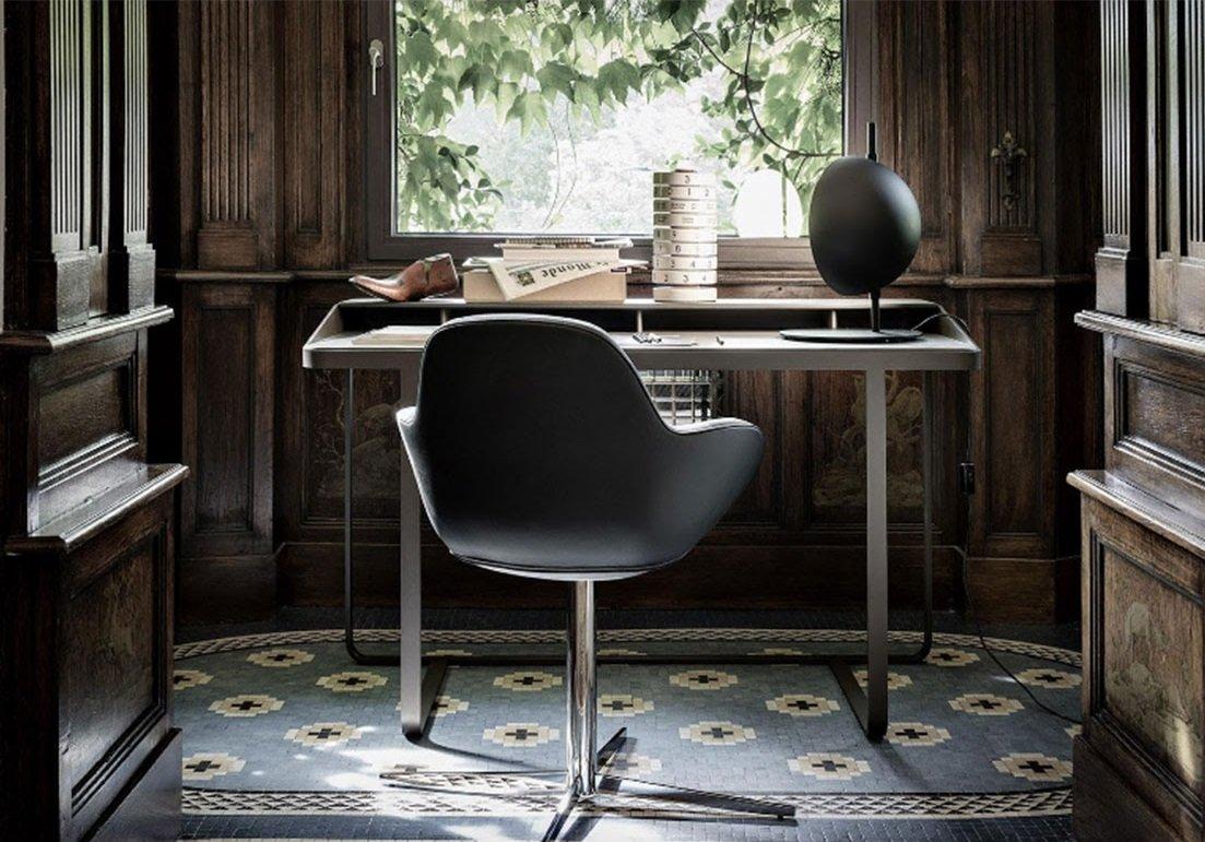 Twain desk from Frag, designed by Gordon Guillaumier