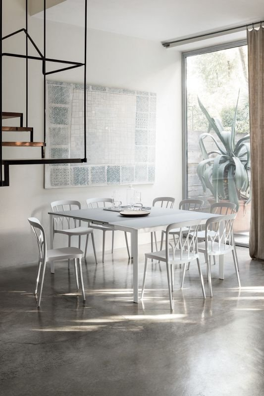 Etico Table dining from Bontempi