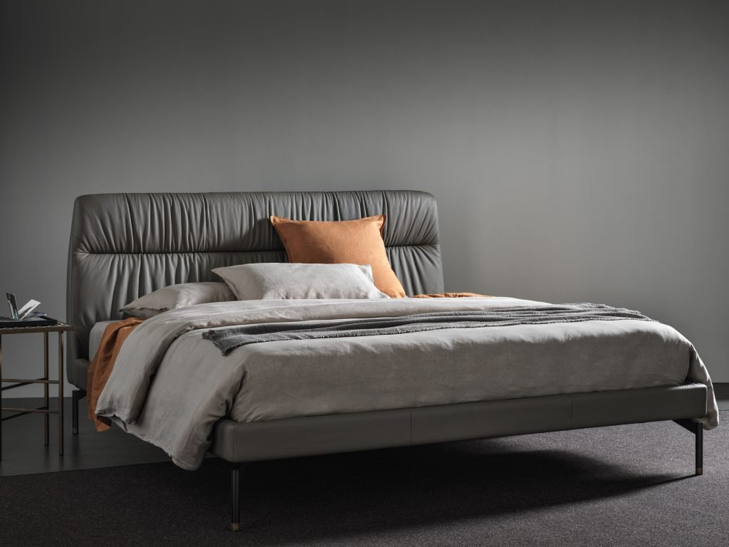 Otto Bed from Frag, designed by Michele di Fonzo