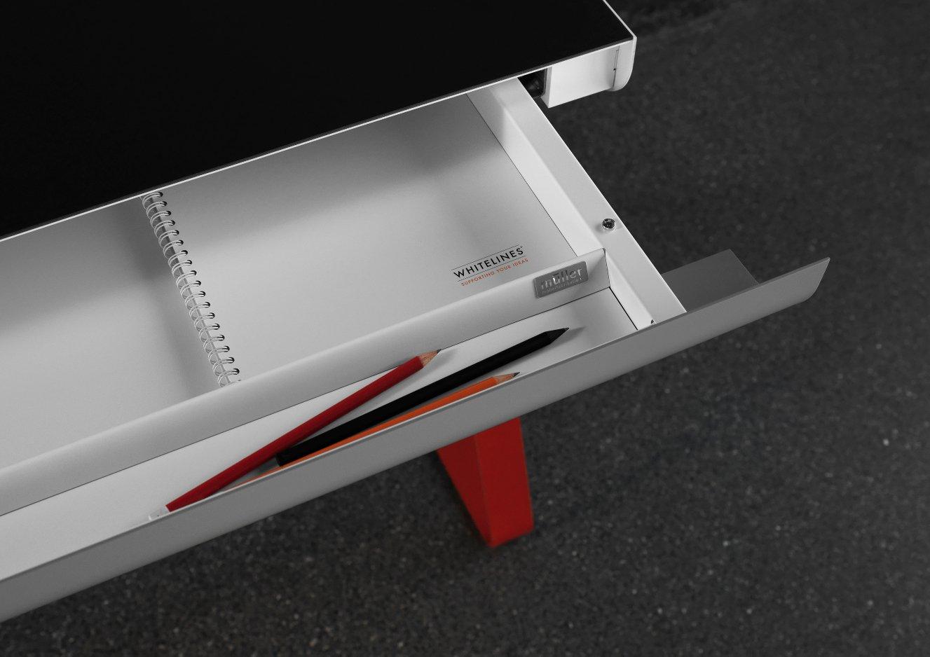 Secretary Desk PS10 from Muller