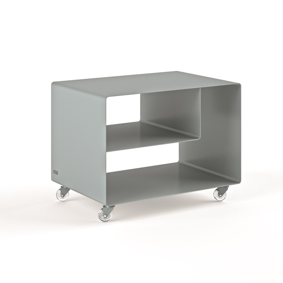 Mobile Line Trolley storage from Muller