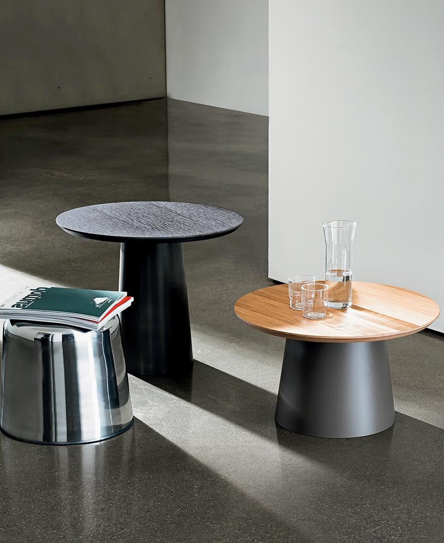 Totem Coffee Wood table from Sovet