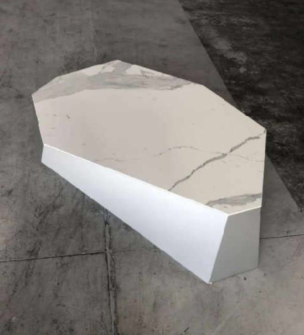 Diamante Ceramic coffee table from Antonello Italia