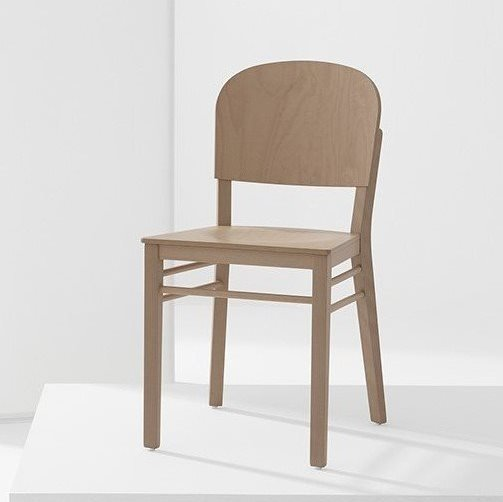 Aloe Dining Chair from Billiani, designed by Werther Toffoloni