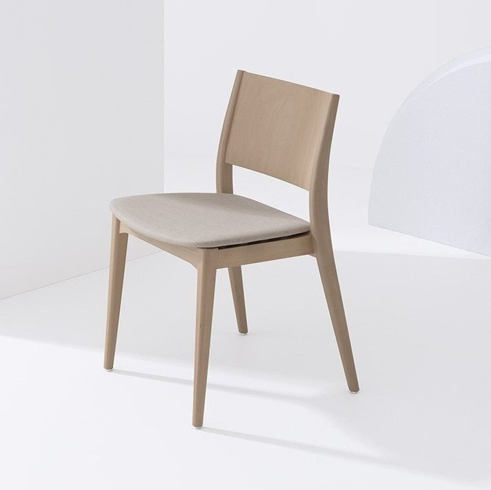 Blazer Dining Chair from Billiani, designed by Emilio Nanni