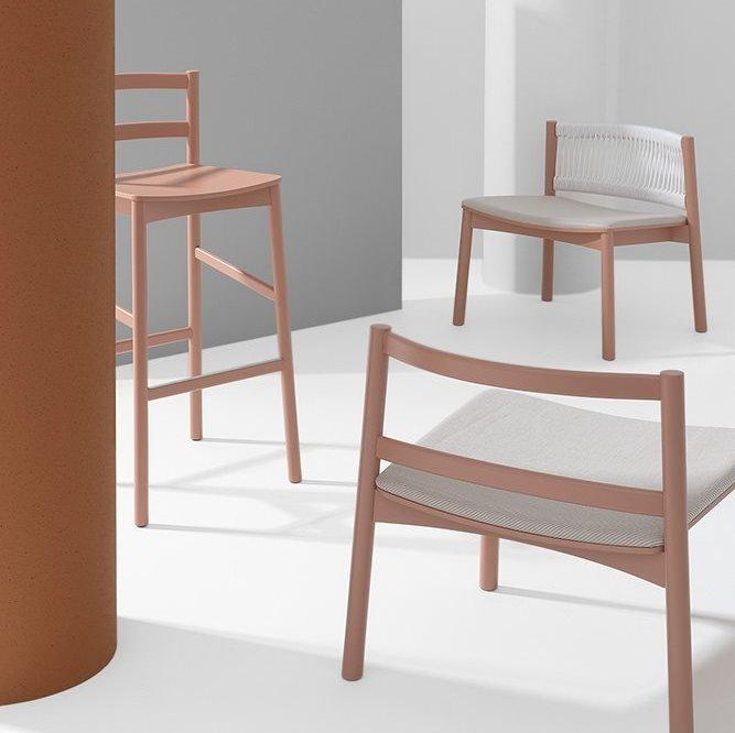 Load Lounge Chair from Billiani, designed by Emilio Nanni
