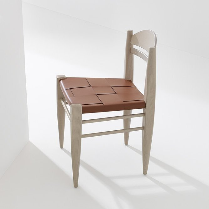 Vincent VG Dining Chair from Billiani, designed by Werther Toffoloni