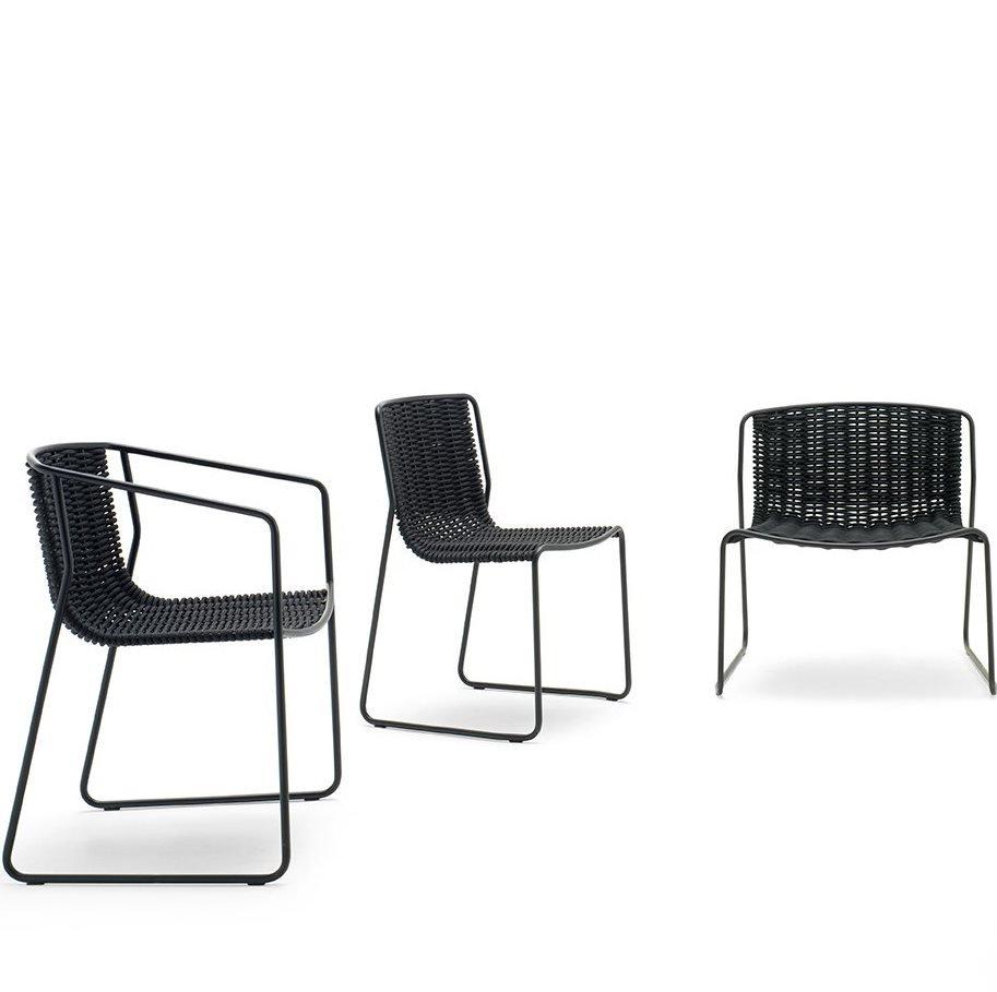 Randa Chair from Arrmet, designed by Lucidipevere