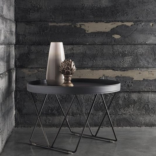 Flexus End table from Bontempi, designed by Studio Contromano