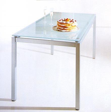 Diesis dining table from Bontempi, designed by  R&D Bontempi Casa