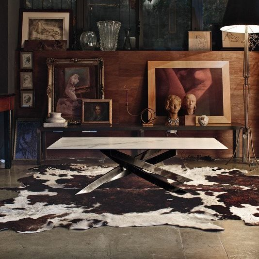 Artistico Coffee table from Bontempi, designed by Dondoli and Pocci