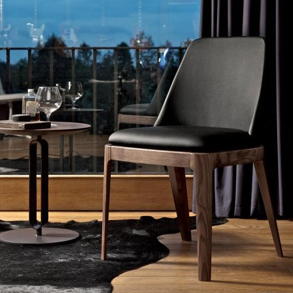 Margot chair from Bontempi, designed by  R&D Bontempi Casa