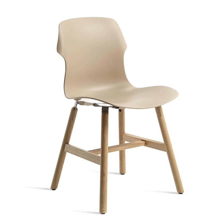 Stereo All Wood Chair from Casamania, designed by Luca Nichetto