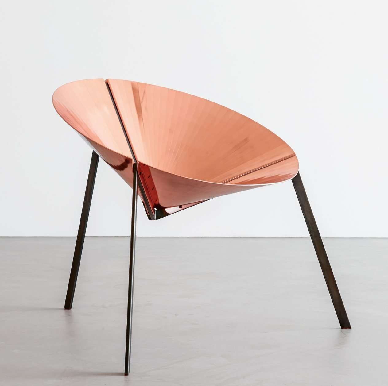 Pensado Ad Acapulco Chair lounge from De Castelli, designed by IV Design