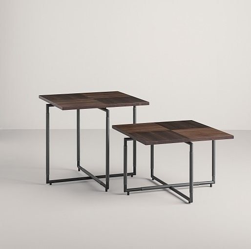 Bak Coffee table from Frag, designed by Ferruccio Laviani