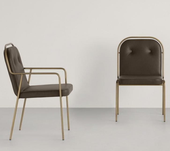 Olimpia Chair from Frag, designed by Dainelli Studio