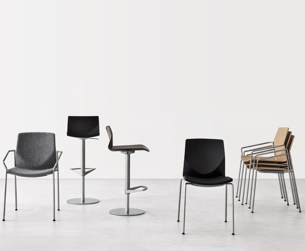 Kai Chair from lapalma, designed by Shin Azumi