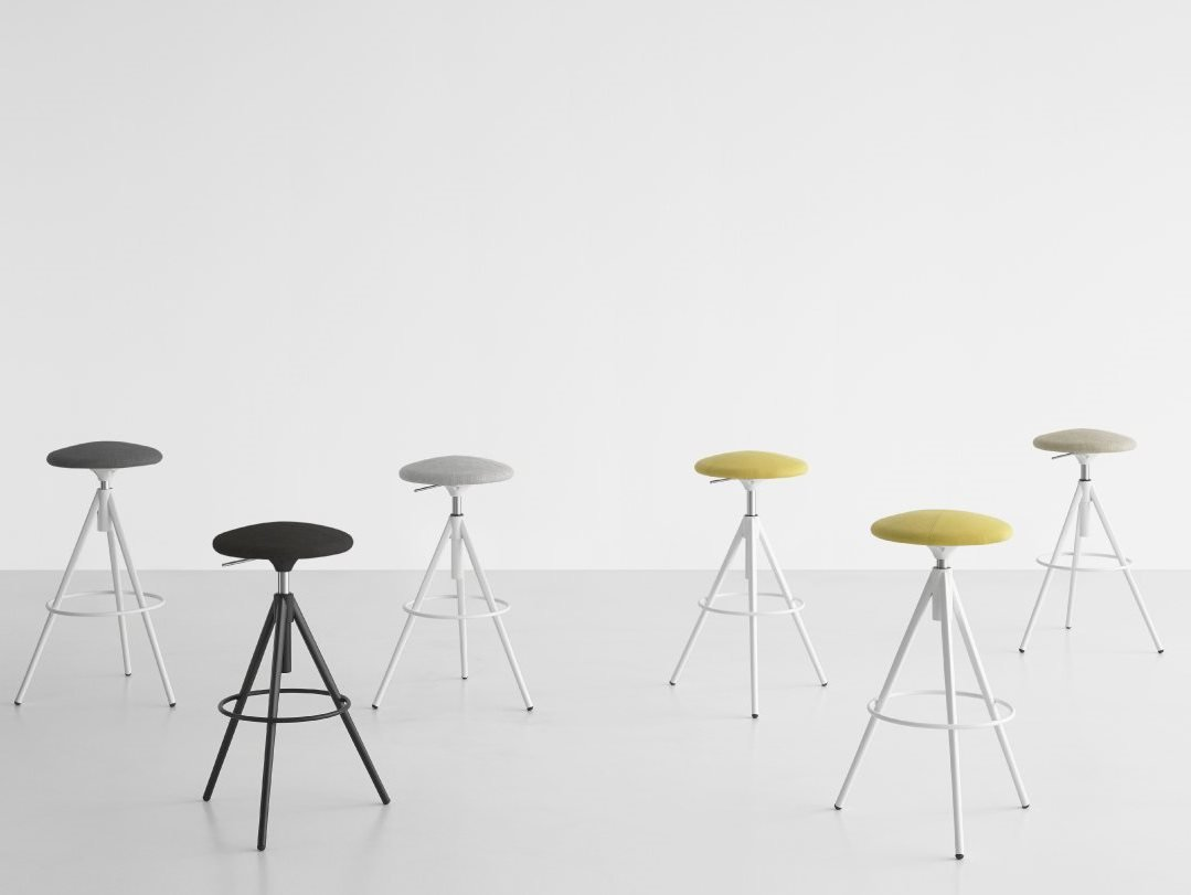 Wil Stool from lapalma, designed by Romano Marcato