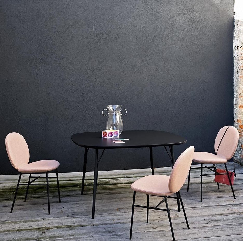 Kelly C Chair from Tacchini, designed by Claesson Koivisto Rune