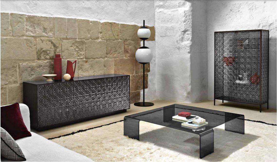 Echo Sideboard from Fiam, designed by Marcel Wanders