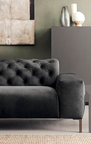 Boston Sofa modular from Pianca, designed by Metrica Design & Advisory