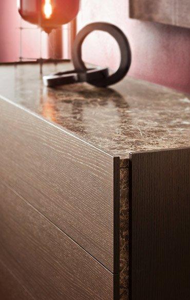 Atlante Dresser from Pianca, designed by Pianca Studio
