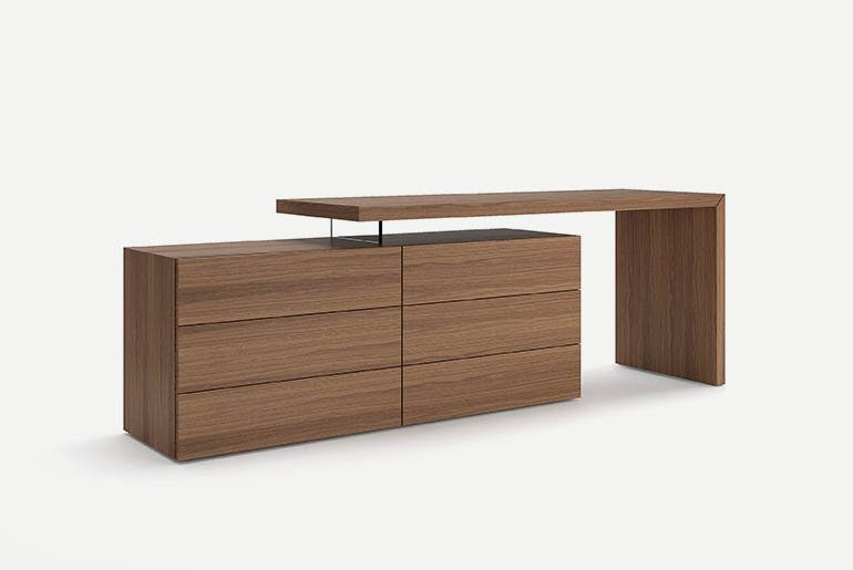 Domino Desk from Pianca, designed by Pianca Studio