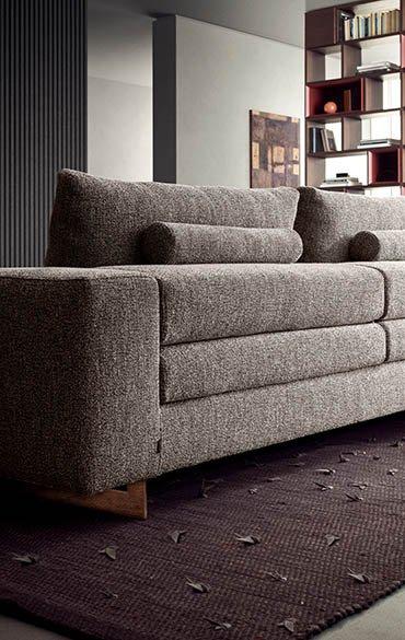 Duo Sofa modular from Pianca, designed by Pianca Studio