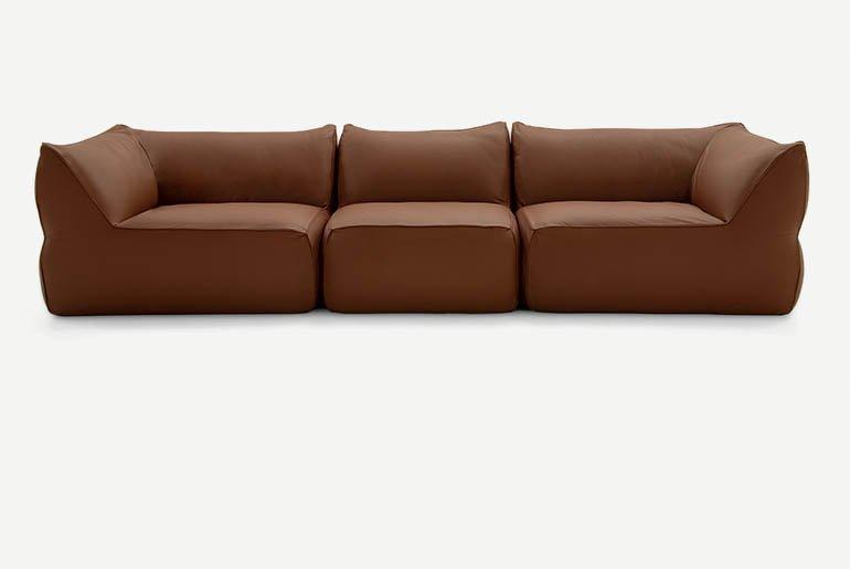 Eden Sofa modular from Pianca, designed by Pianca Studio