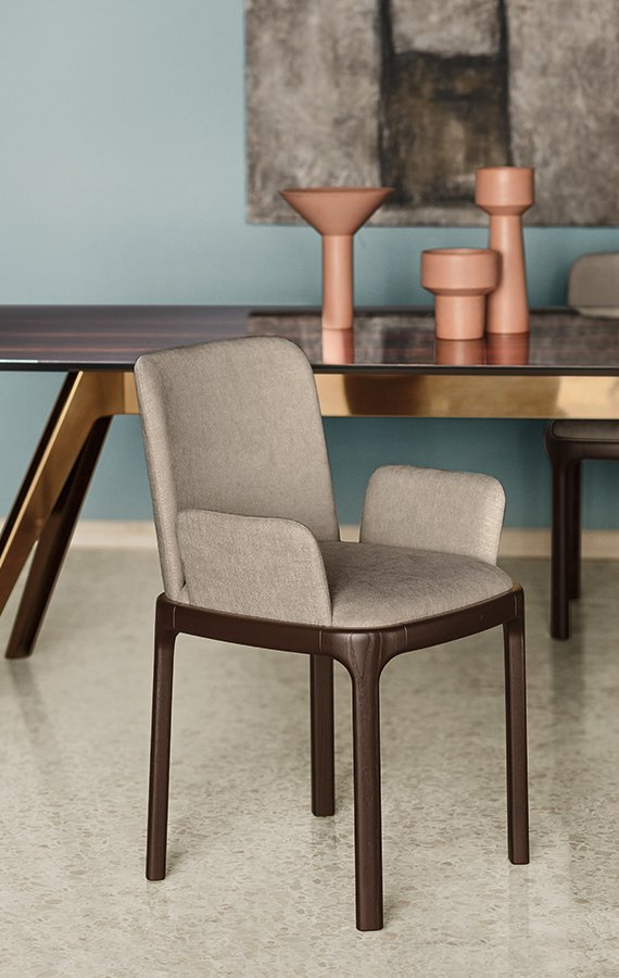 Inari Chair from Pianca, designed by Philippe Tabet