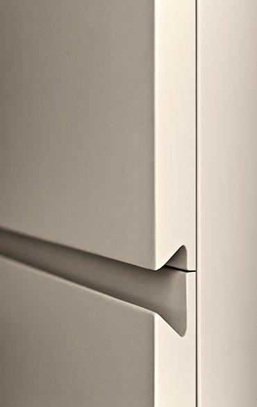 Quadra Sideboard from Pianca, designed by Pianca Studio