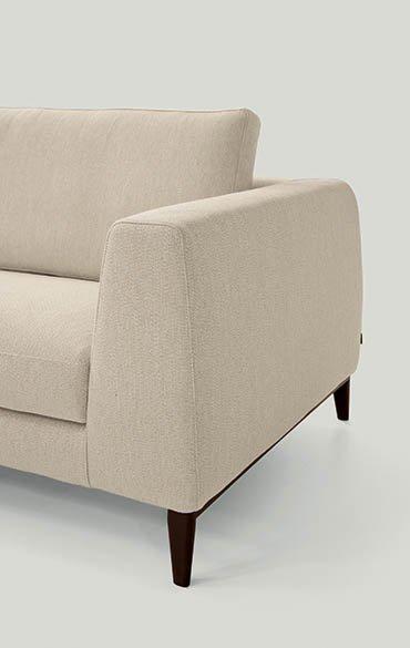 Time Sofa modular from Pianca, designed by Pianca Studio