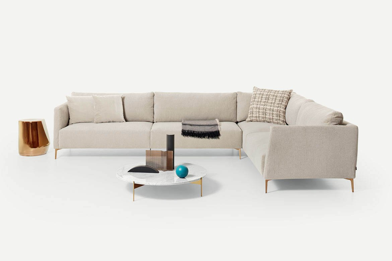 Volo Sofa modular from Pianca, designed by Pianca Studio
