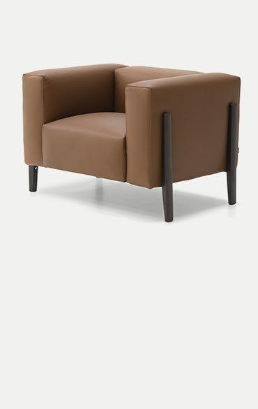 All-in Sofa modular from Pianca, designed by Cazzaniga Mandelli Pagliarulo