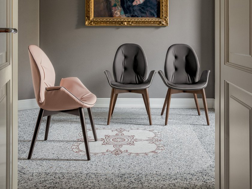 Sorrento chair from Tonin Casa, designed by Angelo Tomaiuolo