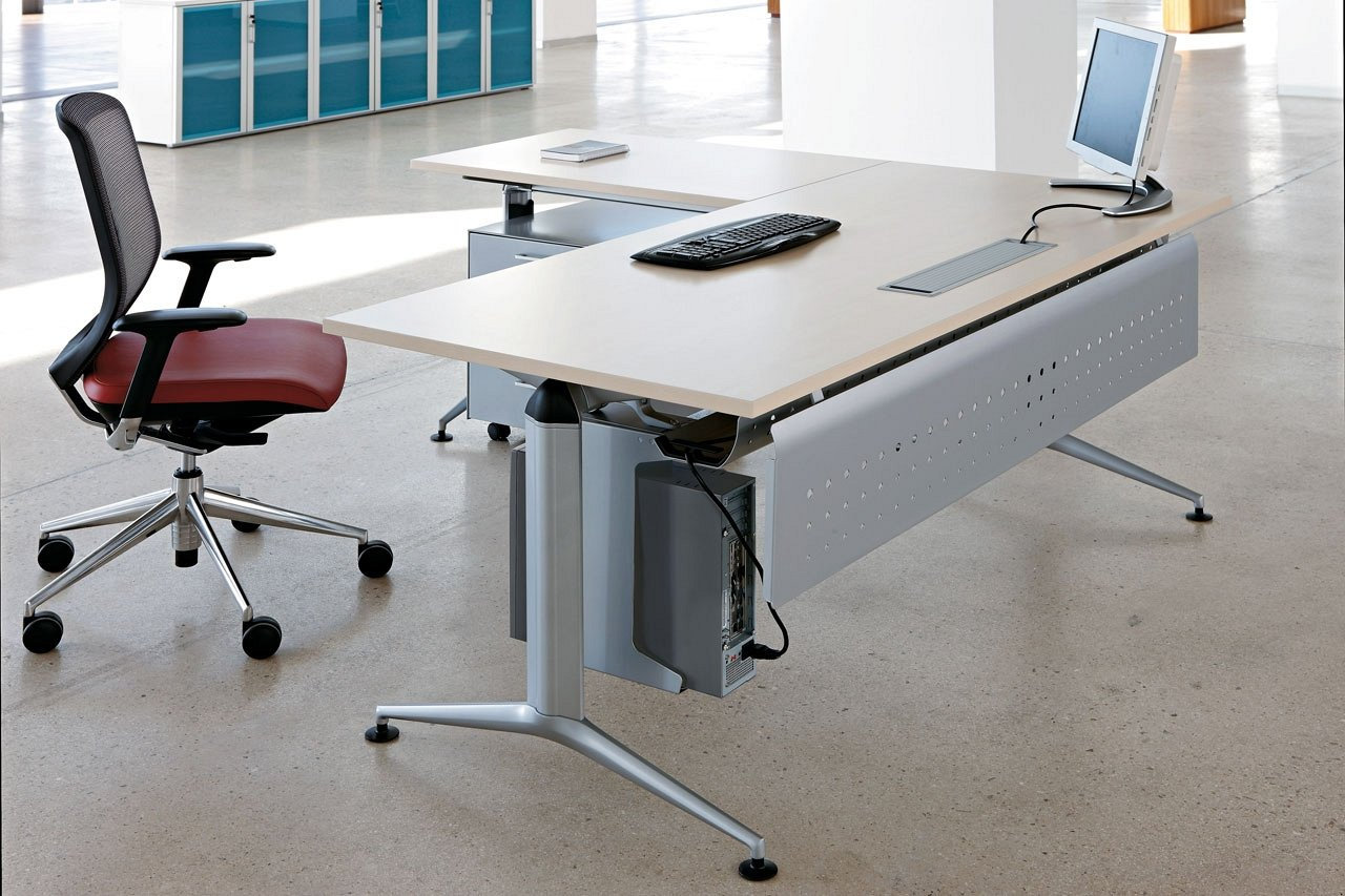 Trama Desk from Actiu
