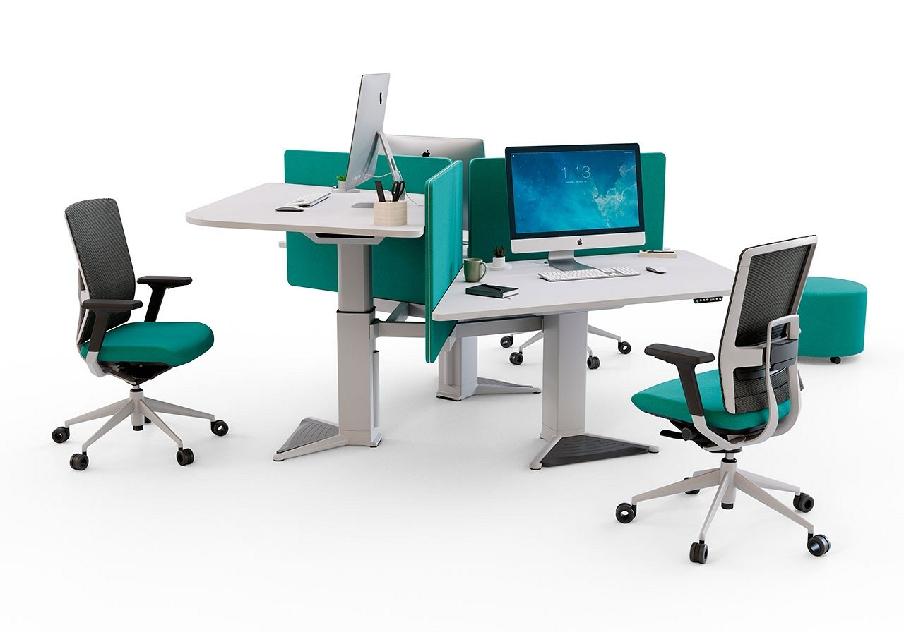 Power Desk conference table from Actiu