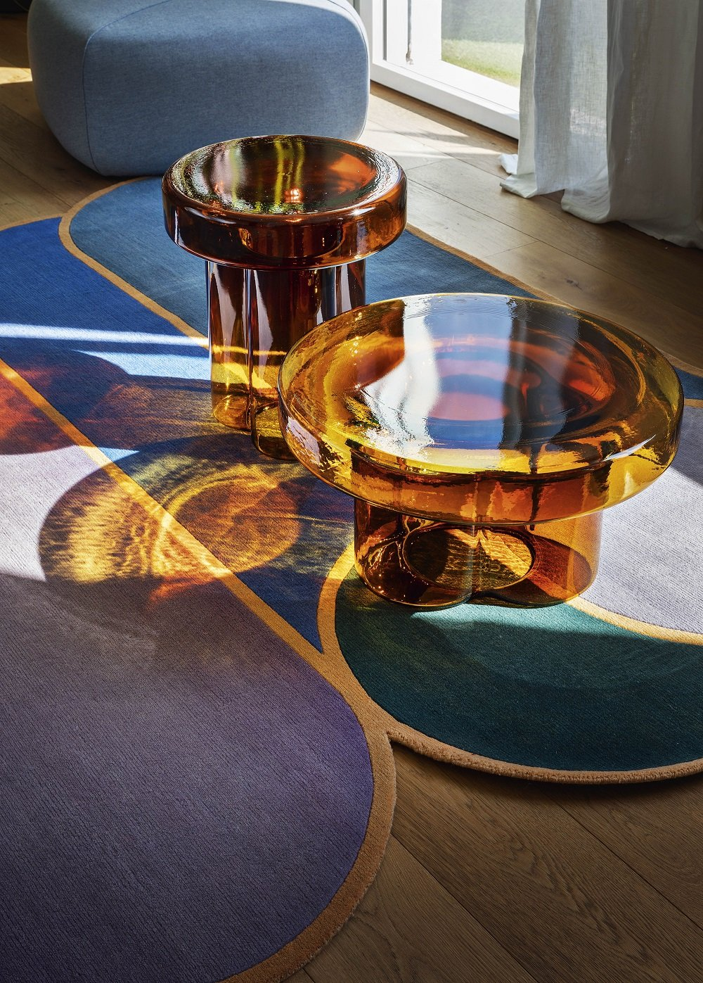 Soda Coffee Table from Miniforms, designed by Yiannis Ghikas