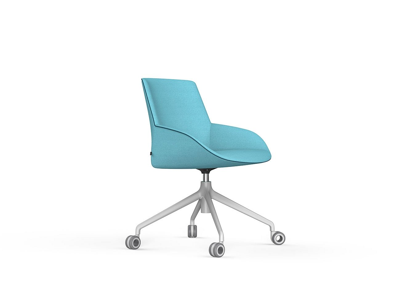 Noom Chair lounge from Actiu