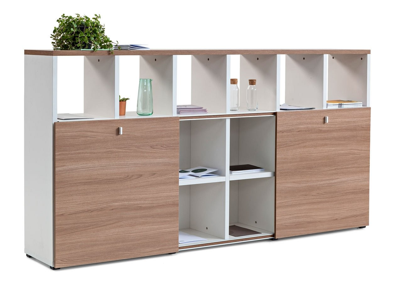 Cubic Cabinets from Actiu