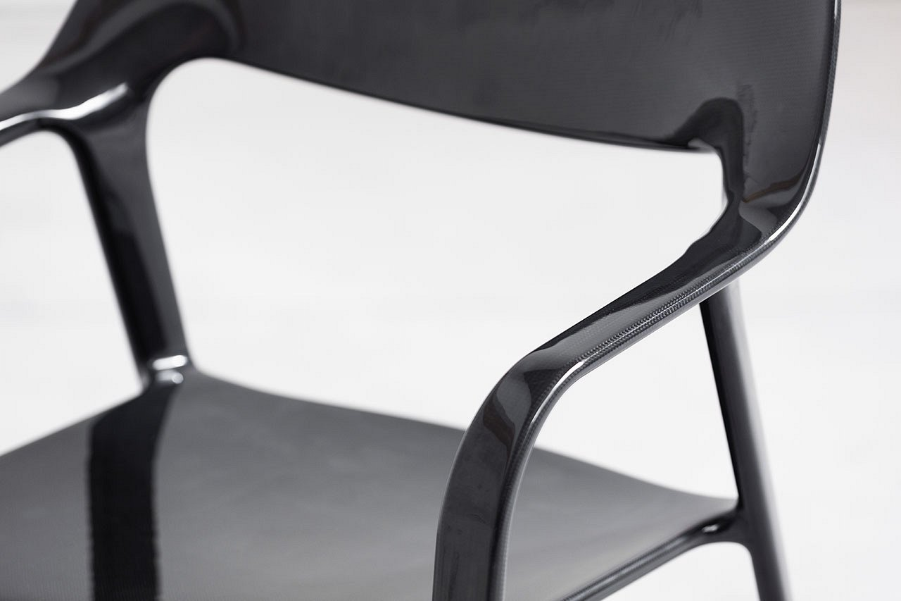 Karbon Chair from Actiu