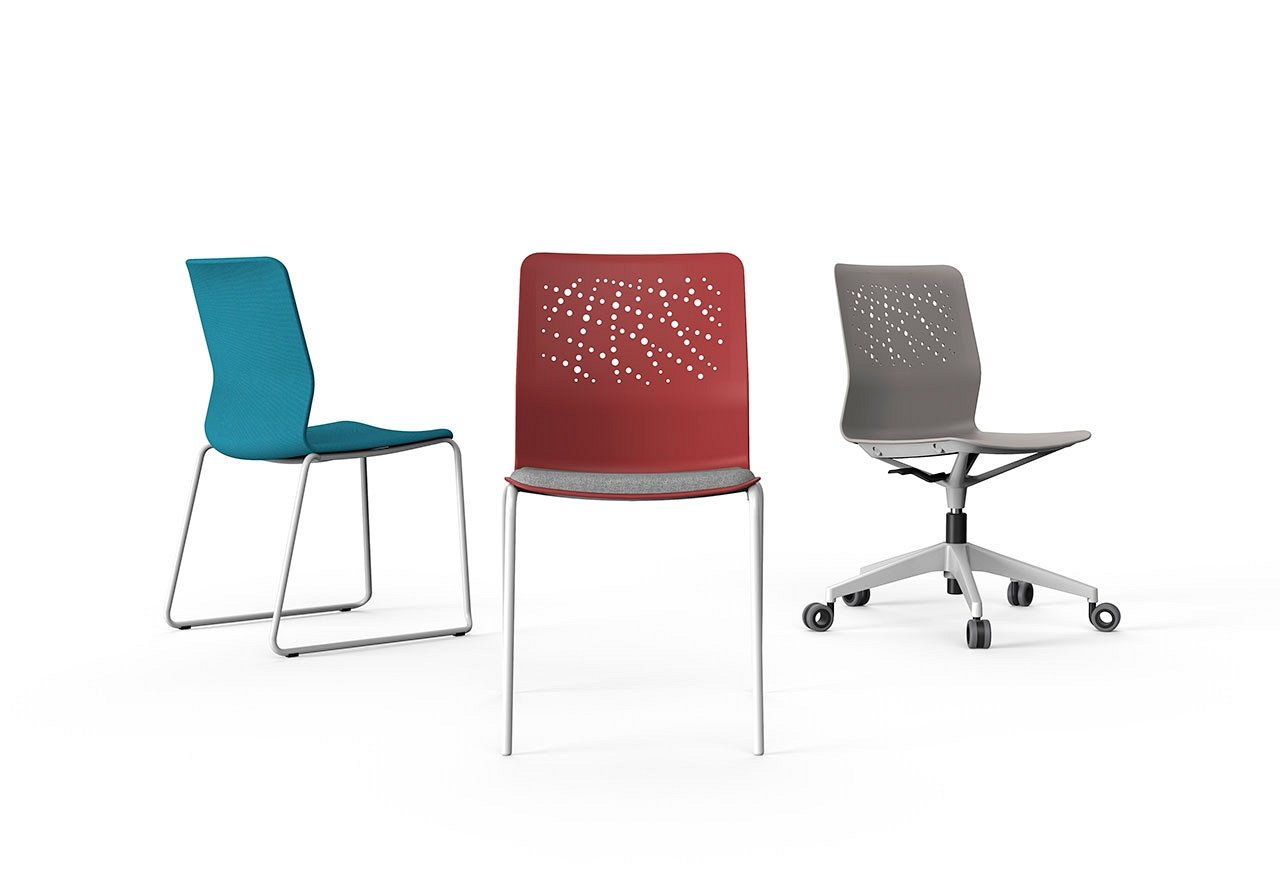 Urban Block Chair from Actiu